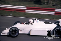 Alan Jones, Arrows-Cosworth A6