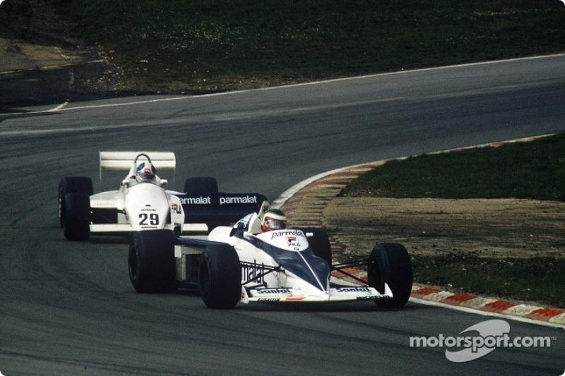 Hector Rebaque, Brabham-BMW BT52