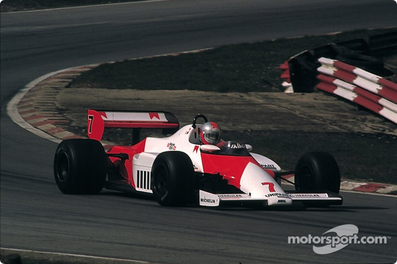 Джон Вотсон, McLaren-Cosworth MP4/1C