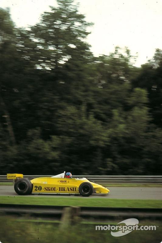 Emerson Fittipaldi,  Fittipaldi F8
