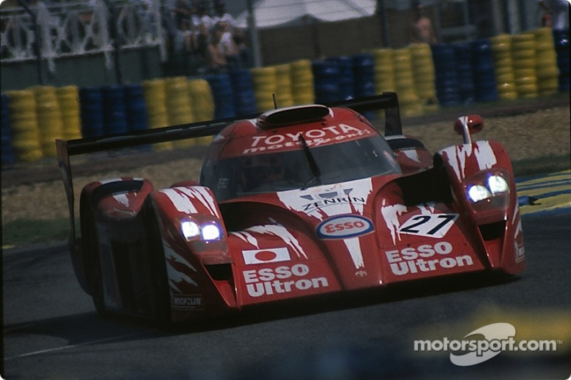 1998: Toyota GT-One