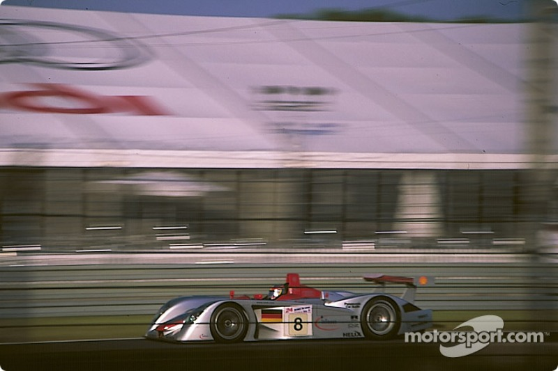 2000: Sieg bei den 24h Le Mans