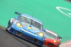 #79 Team Felbermayr Proton Porsche 996 GT3 RSR: Horst Felbermayr Sr., Gerold Ried, Philip Collin