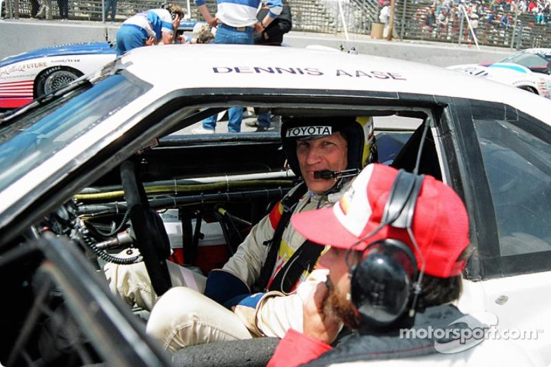 #98 All American Racing Toyota Celica Turbo: Dennis Aase
