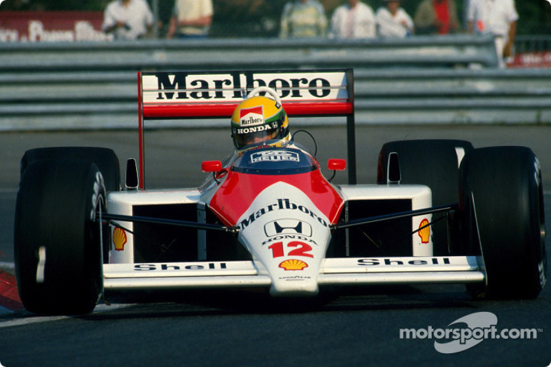 1988: McLaren MP4/4 Honda
