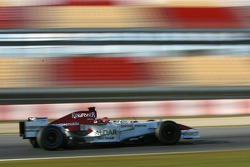 Christian Klien, Test Driver, Force India F1 Team, F8-VII-B