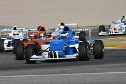 Carlos Huertas, Double R Racing, Esteban Gutierrez, Autotecnica