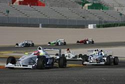 Henry Arundel, Fortec Motorsport and Pedro Bianchini, Mücke Motorsport