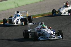 Luuk Glansdorp, Fortec Motorsport and Niall Quinn, AM-Holzer Rennsport GmbH