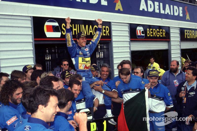 1994: Михаэль Шумахер