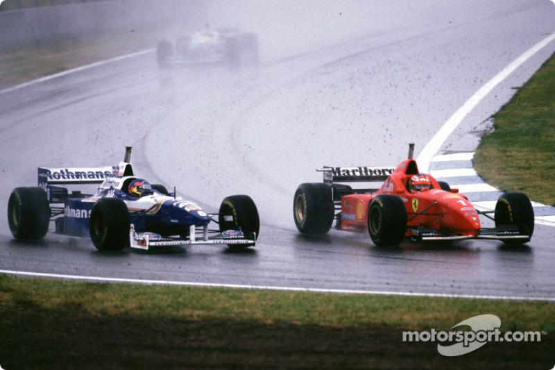 Доминировали в чемпионате гонщики Williams: Деймон Хилл к этому моменту выиграл уже четыре гонки, а Жак Вильнев одержал свою первую победу в Гран При.