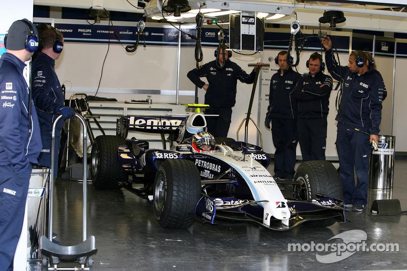 Ніко Хюлькенберг, Williams FW29B Toyota