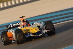 Daniel Sordo prueba el Renault F1