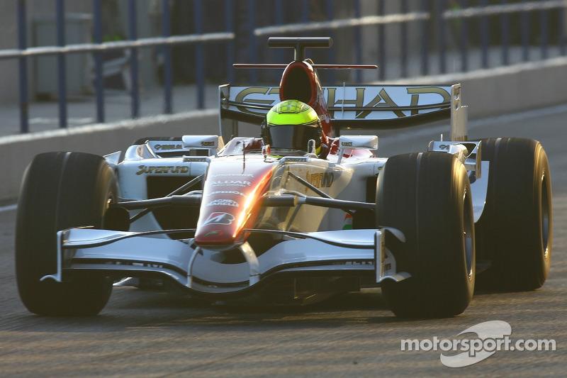 Ralf Schumacher, Force India F1 Team, F8-VII-B (2007)