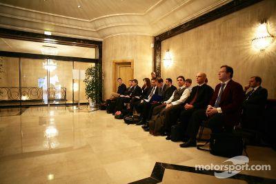 McLaren vs Renault, World Motorsport Council Hearing, Monaco