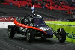 Quarter final 2: Heikki Kovalainen