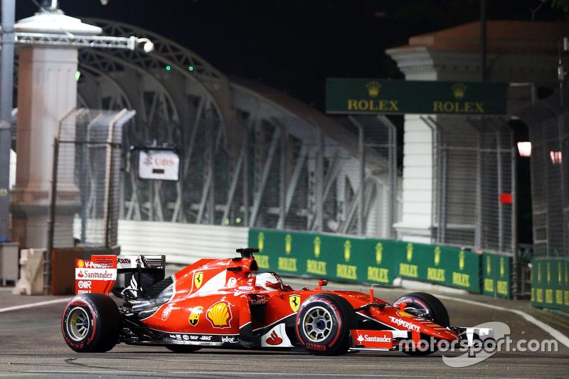 2015: Sebastian Vettel (Ferrari SF15-T)