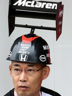 Fan of McLaren Honda