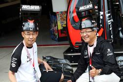Фанаты McLaren Honda