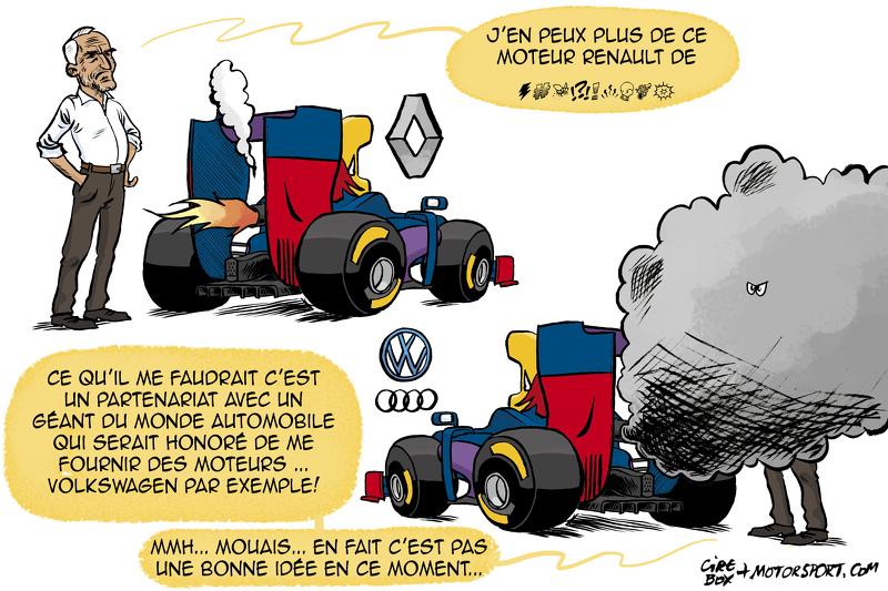 Red Bull et le scandale Volkswagen