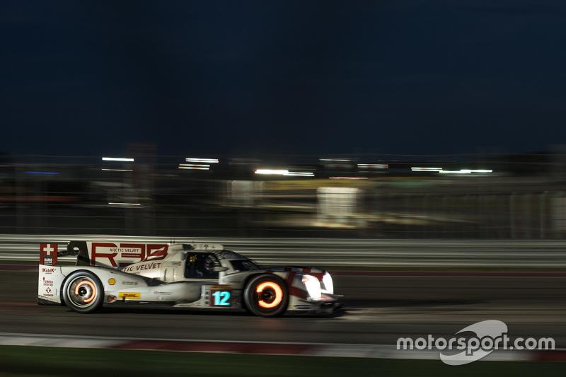 #12 Rebellion Racing Rebellion R-One: Nicolas Prost, Nick Heidfeld, Mathias Beche
