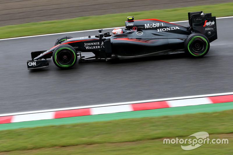 Jenson Button, McLaren, MP4-30