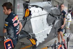 Nuovo fondo della Red Bull RB11