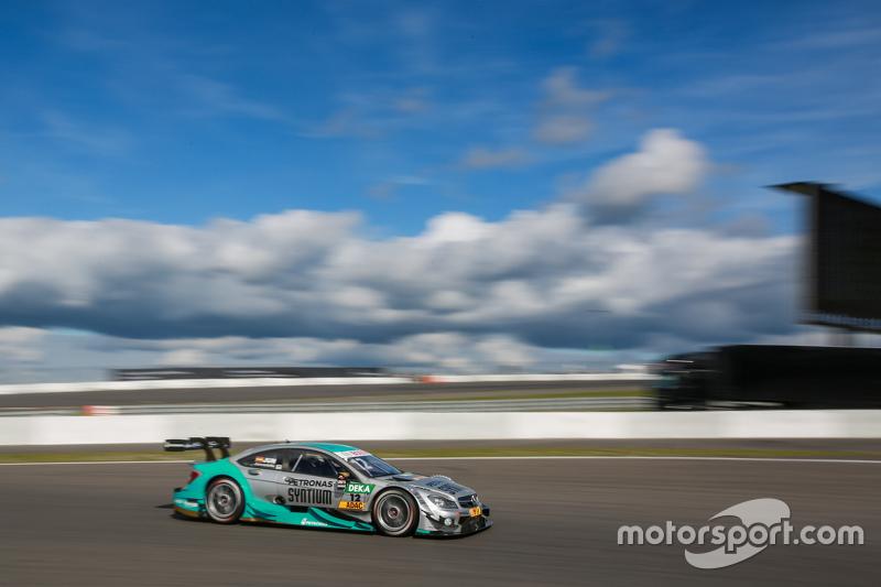 Daniel Juncadella, Mücke Motorsport DTM Mercedes AMG C-Coupé