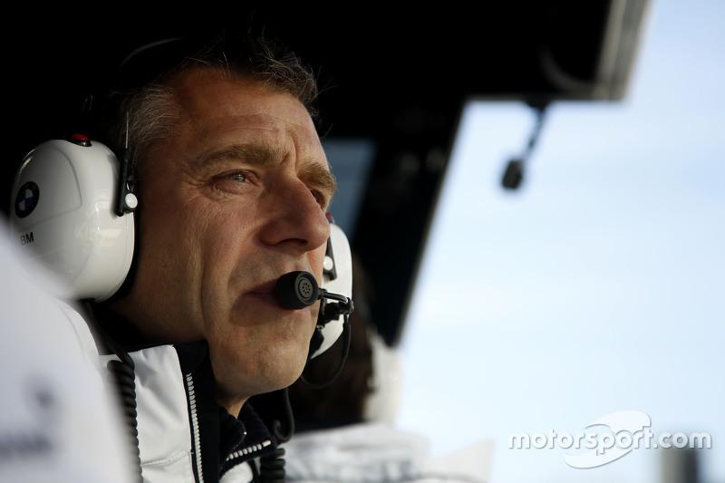 Bart Mampaey, Teamchef BMW Team RBM