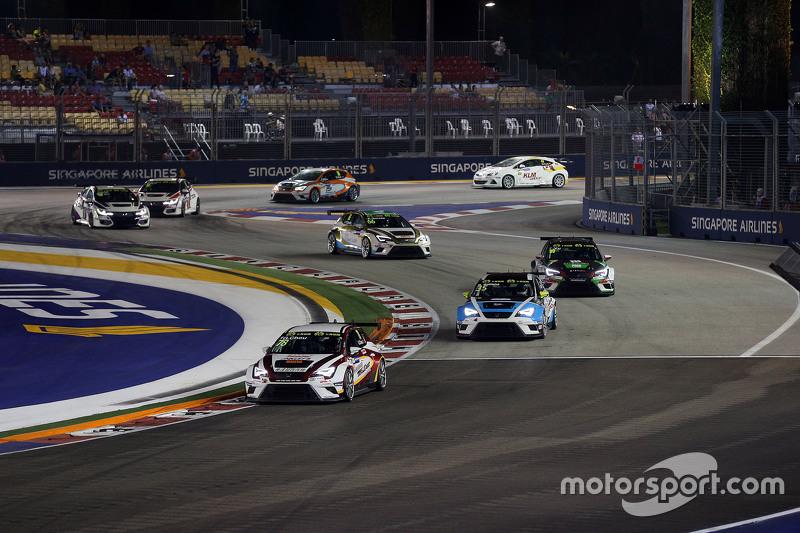 Майкл Чой, SEAT Leon, Prince Racing Hong Kong