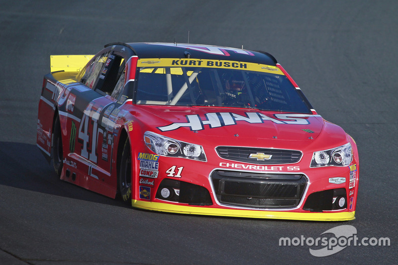Startnummer 41: Kurt Busch (Stewart/Haas-Chevrolet)