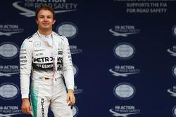 Ganador de la pole: Nico Rosberg, Mercedes AMG F1 Team