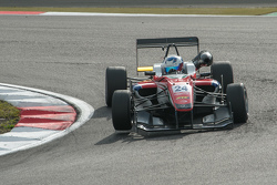 Nick Cassidy, Three Bond with T-Sport Dallara F314 NBE