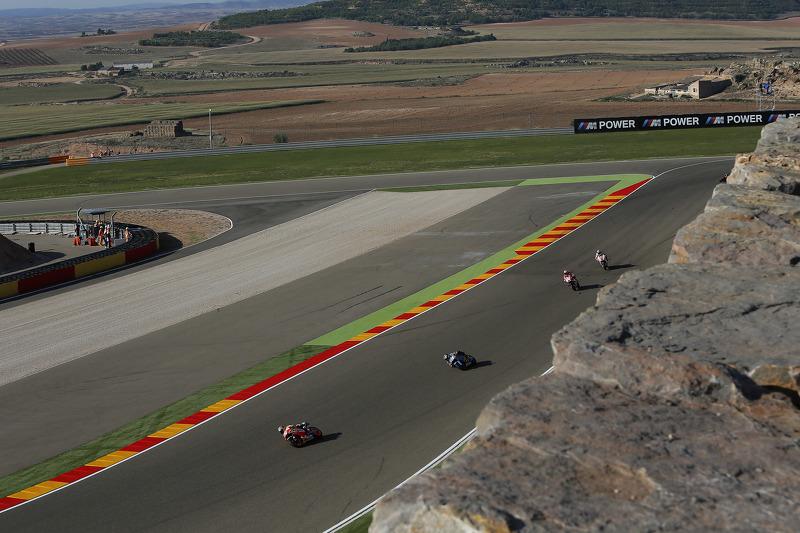 #8: Motorland Aragon (Spanien) - 171,400 km/h
