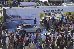 Porsche Rennsport Reunion V, Atmosphäre