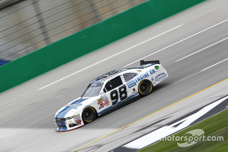 Ryan Truex, Biagi-DenBeste Racing Ford