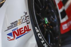 Метт Ніл, Honda Yuasa Racing, Honda Civic Type R