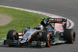 Sergio Pérez, Sahara Force India F1 VJM08
