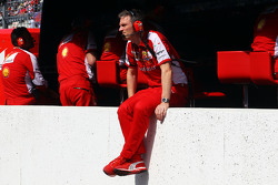 James Allison, Ferrari