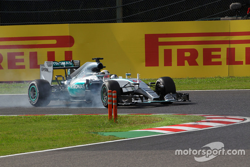 2015. Lewis Hamilton, Mercedes