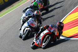 Stefan Bradl, Aprilia Racing Team Gresini e Nicky Hayden e Eugene Laverty, Aspar MotoGP Team