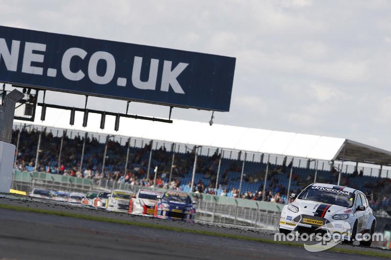 Мет Джексон, Motorbase Performance, Ford Focus