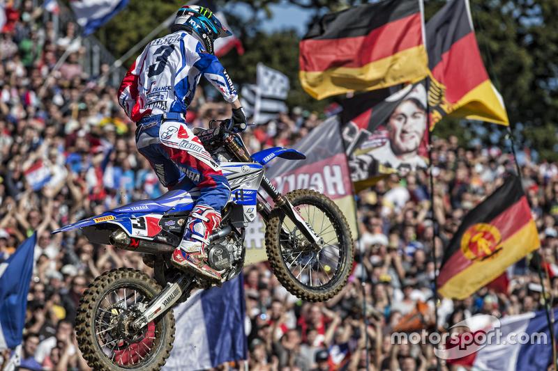 Romain Febvre, Team France