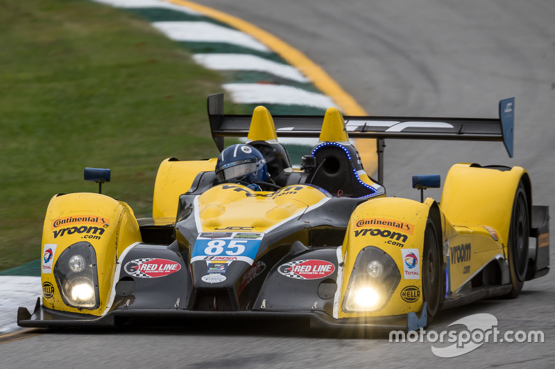 #85 JDC/Miller Motorsports ORECA FLM09: Міхаіл Гойкберг, Chris Miller, Rusty Mitchell