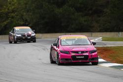#44 CRG Honda Civic Si: Sarah Cattaneo, Owen Trinkler