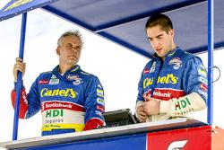 Rafael Martínez, Canel´s Racing y Rubén García,Canel´s Racing
