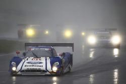 Скотт Прюэтт, Скотт Диксон и Джой Хенд, Chip Ganassi Racing Ford/Riley