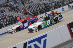Блейк Кох, TriStar Motorsports Toyota та Маріо Госселін, King Autosport Chevrolet