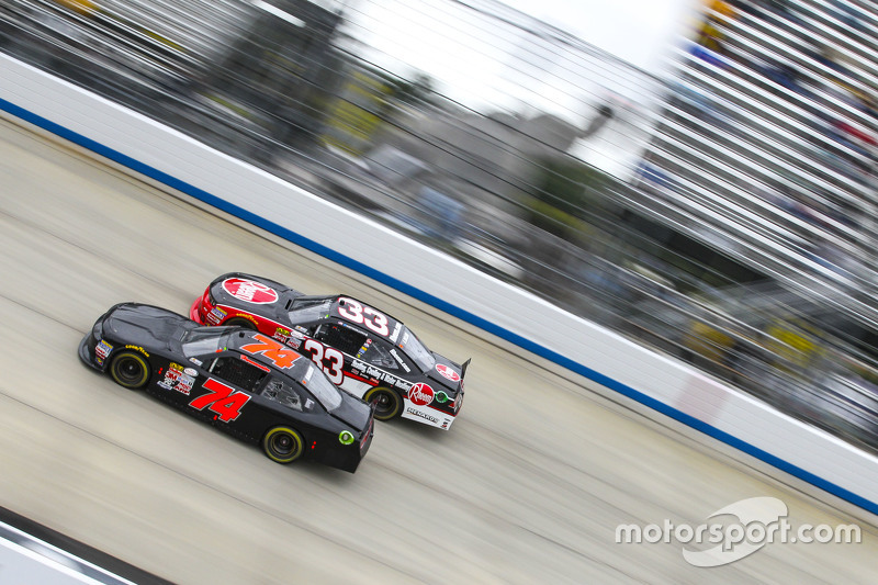 Майк Хармон та Остін ДІллон, Річард Чілдресс Racing Chevrolet
