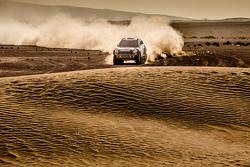 #300 Mini: Nasser Al-Attiyah und Matthieu Baumel